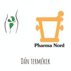 A DÁN - PHARMA-NORD - TERMÉKEK